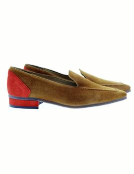 MOCASIN GOLDEN BROWN NEW CHILLY